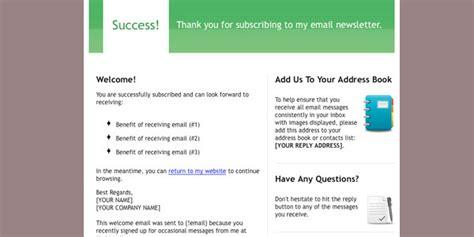 25个实用而免费的html电子邮件模板 站长之家 Welcome Email Template Html Free
