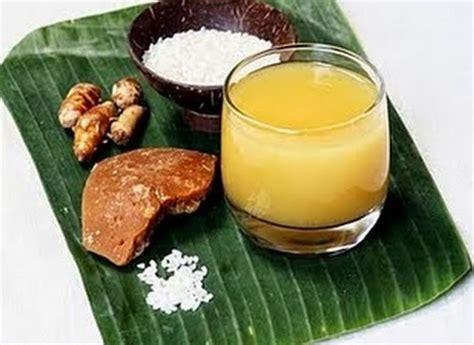 Jamu Minuman Herbal Sari Kunirsirih manfaat kencur untuk kesehatan bibitbunga