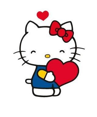 imagenes de buenos dias amor de hello kitty hello kitty blog im 225 genes san valent 237 n