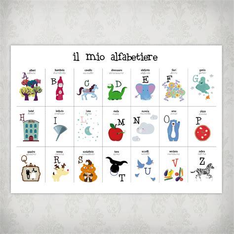 lettere alfabeto alfabetiere italiano alfabeto italiano lettere alfabeto