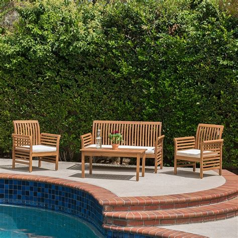 teak wood patio furniture set sets teak patio furniture teak outdoor furniture