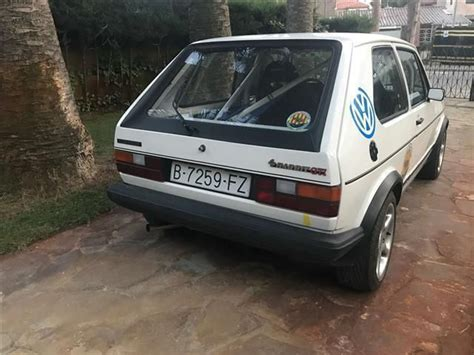 Auto Vw 1600 Cc by Sold Vw Golf Gti Mk1 1600cc Used Cars For Sale Autouncle