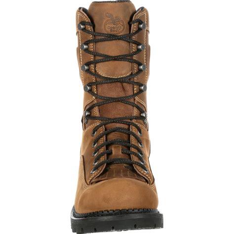 comfort core logger comfort core logger waterproof work boots georgia boot