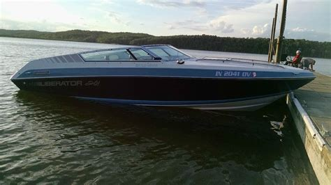 liberator boats four winns liberator 201 boat for sale from usa