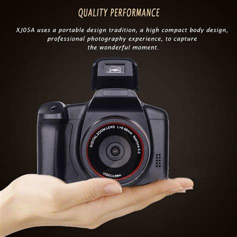 Digital Camera Selfie Optical Zoom Premium Digital Video