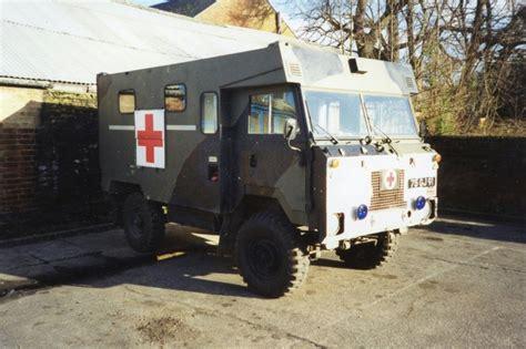 land rover 101 ambulance military items military vehicles military trucks
