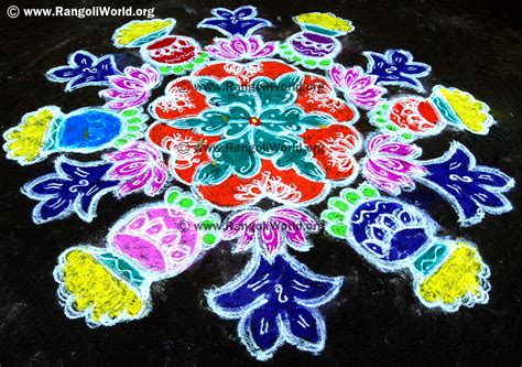 rangoli themes for pongal pongal theme kolam