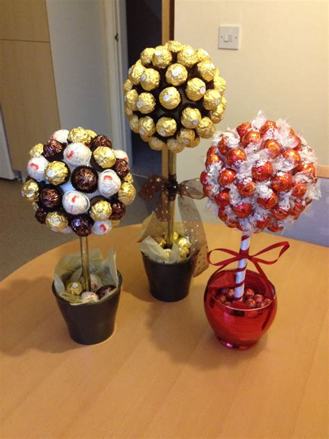 roche christmas tree sweet trees made with ferrero roche and lindor chocolates roche cho flowers