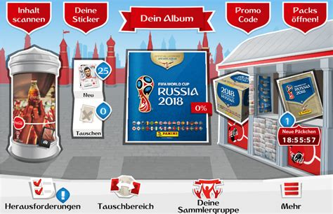 Promo Stiker A4 Cromo promo codes panini digital sticker album fussball wm 2018 tauschb 246 rse