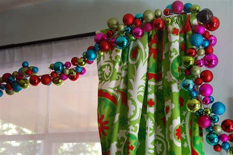 como decorar tu casa para navidad ideas ideas para decorar cortinas en navidad 2016