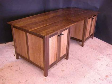 Handcrafted Desk - custom executive desks custom handmade unique