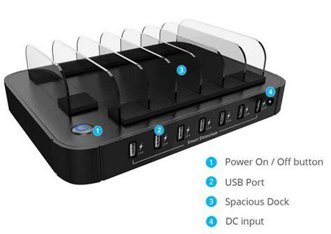 multi phone charging station njpianomoverpros org 7 port multi usb phone charger station for cell phone