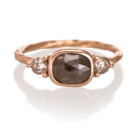 Handmade Gold Engagement Rings - custom gold engagement ring lapenne