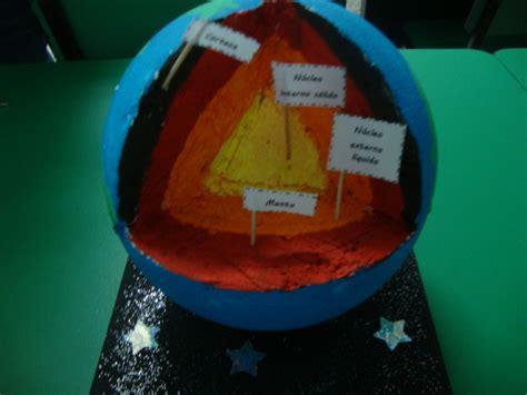 como hacer las capas de la tierra en icopor una buena geograf 237 a noviembre 2011