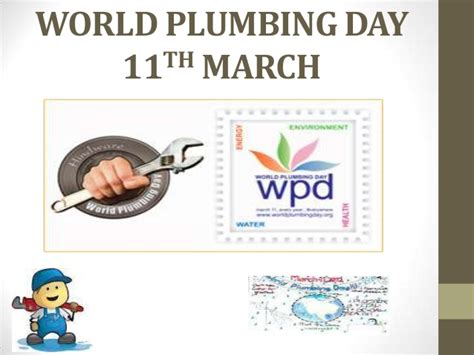 And Day Plumbing by World Plumbing Day