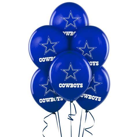Barn Animal Party Supplies Dallas Cowboys Happy Birthday Balloon Pinterest To