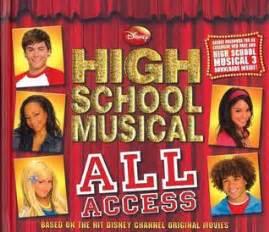 Novel High School Musical disney high school musical all access by