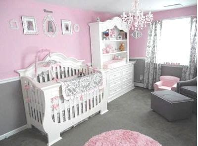 pink and grey toddler room pretty baby s pink and gray princess nursery room with gray white and pink damask crib