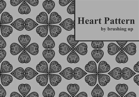 z pattern heart sounds heart pattern free photoshop brushes at brusheezy