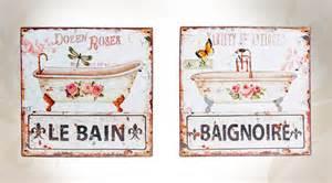 Plaque Murale Salle De Bain