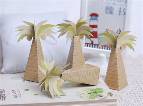 Paper Bag Tree Craft - artificial for crafts