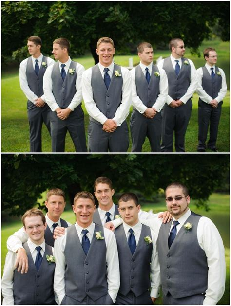 Wedding Attire No Jacket by 25 Best Ideas About Groomsmen Vest On Gray