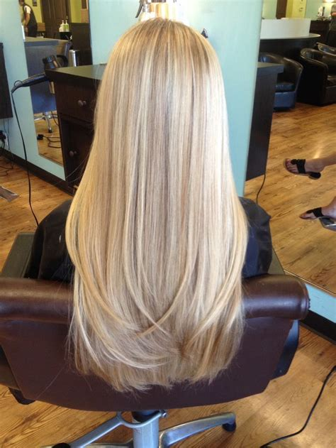 blonde hairstyles back best 25 blonde hair with highlights ideas on pinterest
