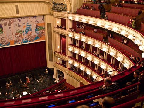 Vienna Opera House Seating Plan Photos From Vienna Wien Austria By Photographer Svein Magne Tunli Tunliweb Landmarks