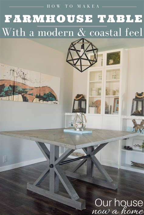 how to make a dining room table how to make a dining room table the modern take on the
