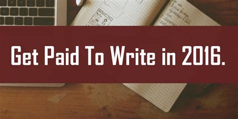 get paid to write papers get paid to write an essay