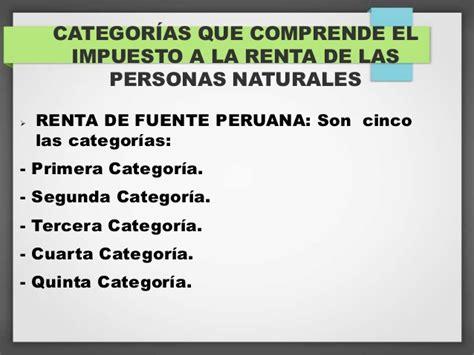 tabla de impuesto a la renta persona natural 2015 escala impuesto a la renta personas naturales para 2015 en