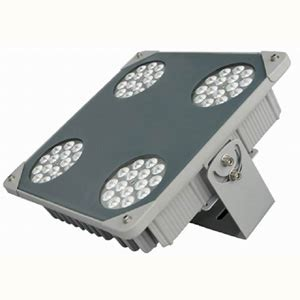 Cup Lu Downlight 60 watt led canopy lights waterproof bridgelux leds for