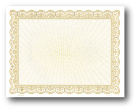 gold border certificates desktopsupplies com