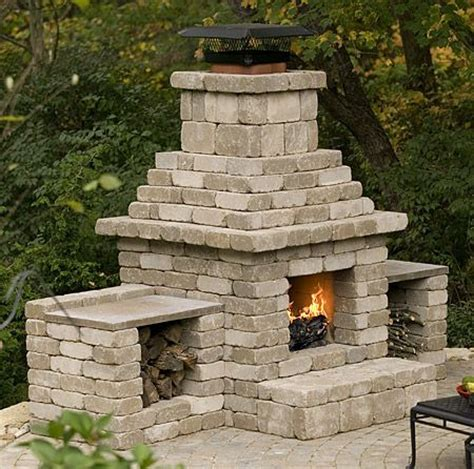 building outdoor fireplace cinder block outdoor fireplace plans approximate
