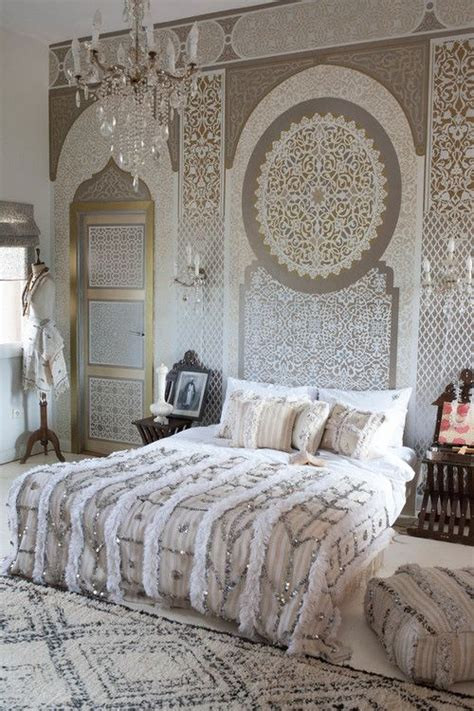 Marrakesh Bedroom Furniture M Montague Tribal Chic For The Modern Nomad Bedroom At Peacock Pavilions Marrakech Morocco