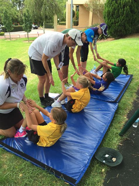 college sports challenge penrhos college sets the bar in fitness sports challenge