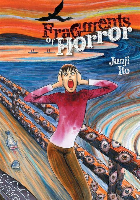 fragments of horror by junji ito review bentobyte