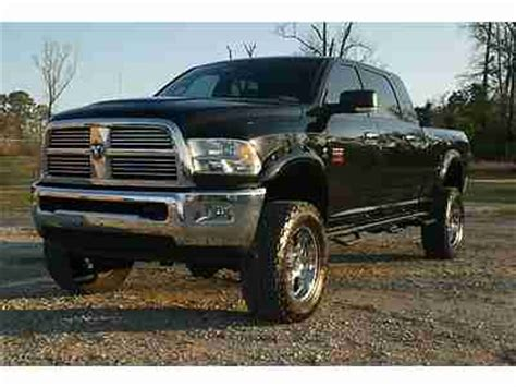 sell   dodge ram  megacab lifted lone star