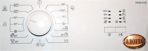 Simboli Lavatrice Centrifuga by Lavatrice A Libera Installazione Beko Wmb 6100 6 Kg 1000