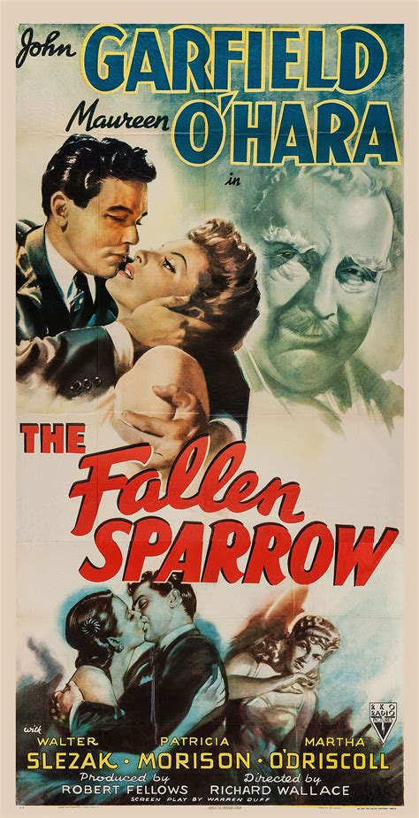 film the fallen sparrow fallen sparrow the