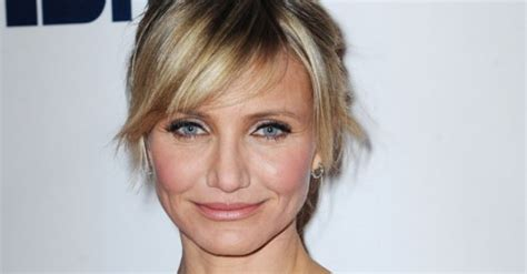 female celebrities with red pubic hair cameron diaz men should be allowed to unwrap your pubic