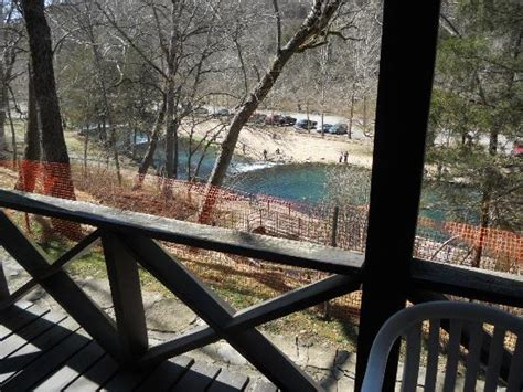 Cassville Mo Cabins by The View From The Cabin Picture Of Roaring River State