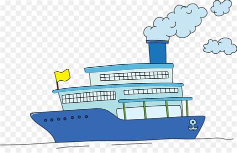 navy boat easy drawing cruise ship drawing clip art vector drawing cartoon boat