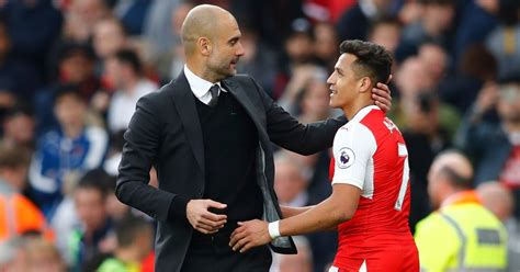 alexis sanchez lifestyle pep guardiola provides transfer update in manchester city