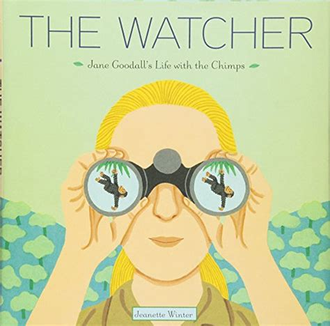 jane goodall biography in spanish the watcher jane goodall s life with the chimps lexile