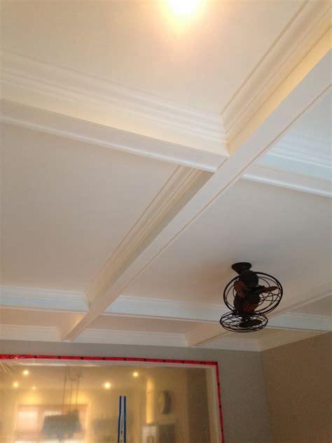 chriskauffman blogspot ca my diy coffered ceiling