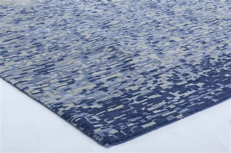 blue pool tile rug n11501 by doris leslie blau