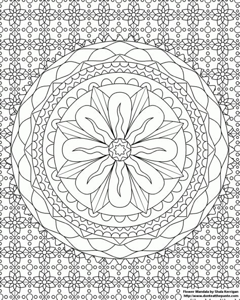 detailed coloring pages pdf detailed coloring pages for adults art coloring pages
