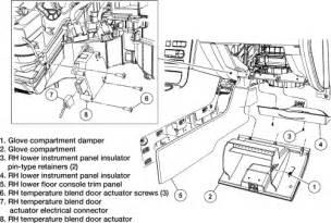2011 ford f250 floor blend door autos weblog