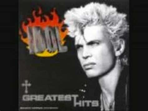 billy idol music listen free on jango pictures billy idol hot in the city youtube